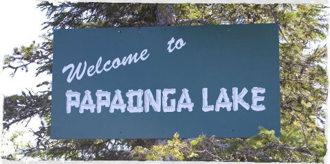 Welcome To Papaonga Lake - Canada Fly in Fishing Trip Cabin