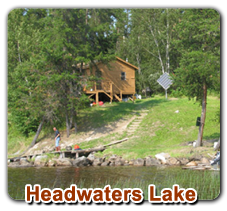 Headwaters Lake Far North Outpost Cabin | Walleye - Northern Pike