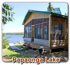 Paponga Lake Ear Falls Ontario | Northern Pike - Walleye  - Perch