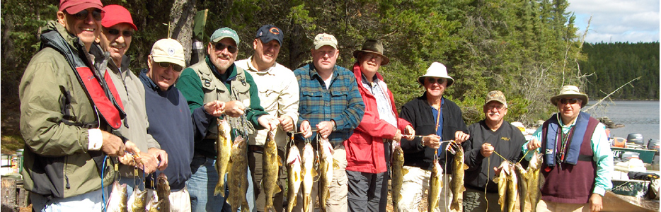 Large Group Specials for All Inclusive Fishing Trips!