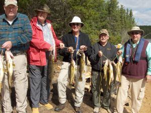 Cat Island Lodge American Plan Group Fishing Catch