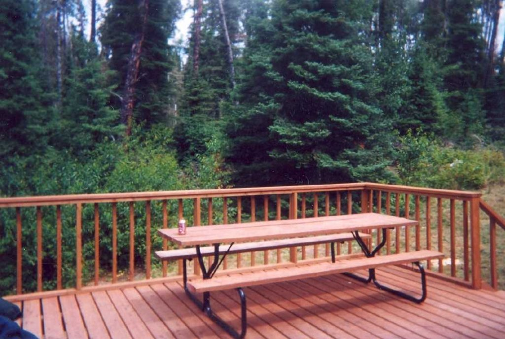 Conifer Lake Outpost Cabin Pictures