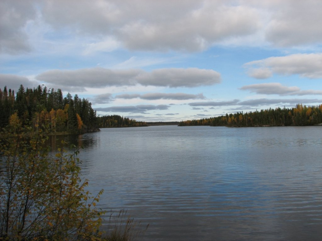 Ontario nature and wilderness for Nearest fishing lake