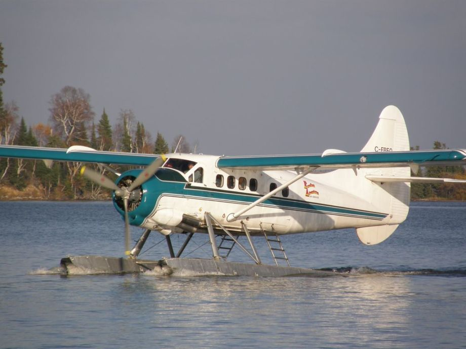 Tent Camping In Ontario >> Charter Float Plane - Red Lake, Ear Falls Ontario, Canada.