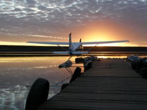 Red Lake Fishing Trip Float Plane