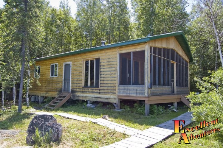 Paponga Lake Outpost Cabin