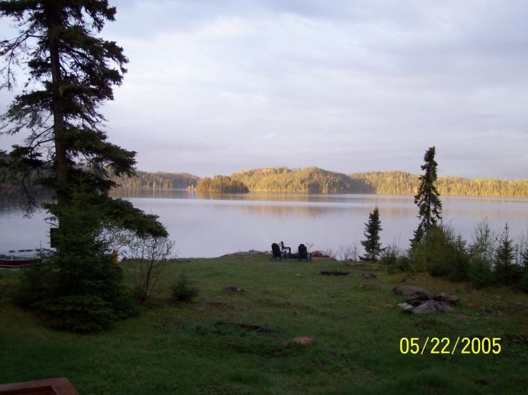 Remote, Private Ontario Lakefront Cabin Rental