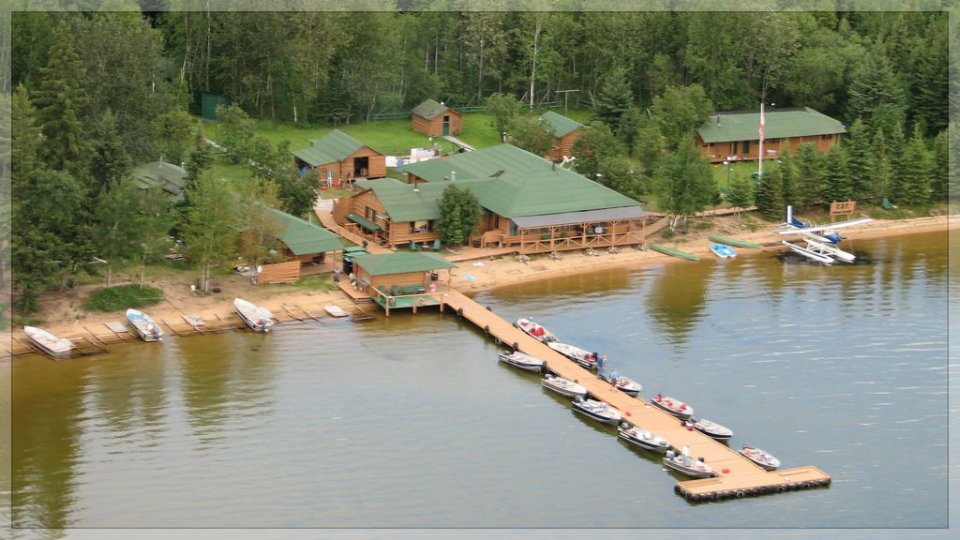 All inclusive american plan fly in fishing lodge in ontario for Ontario fly in fishing