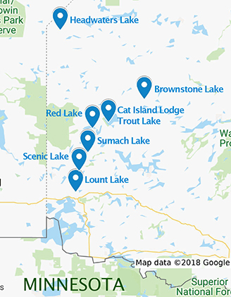 Canadian Fly In Fishing Locations