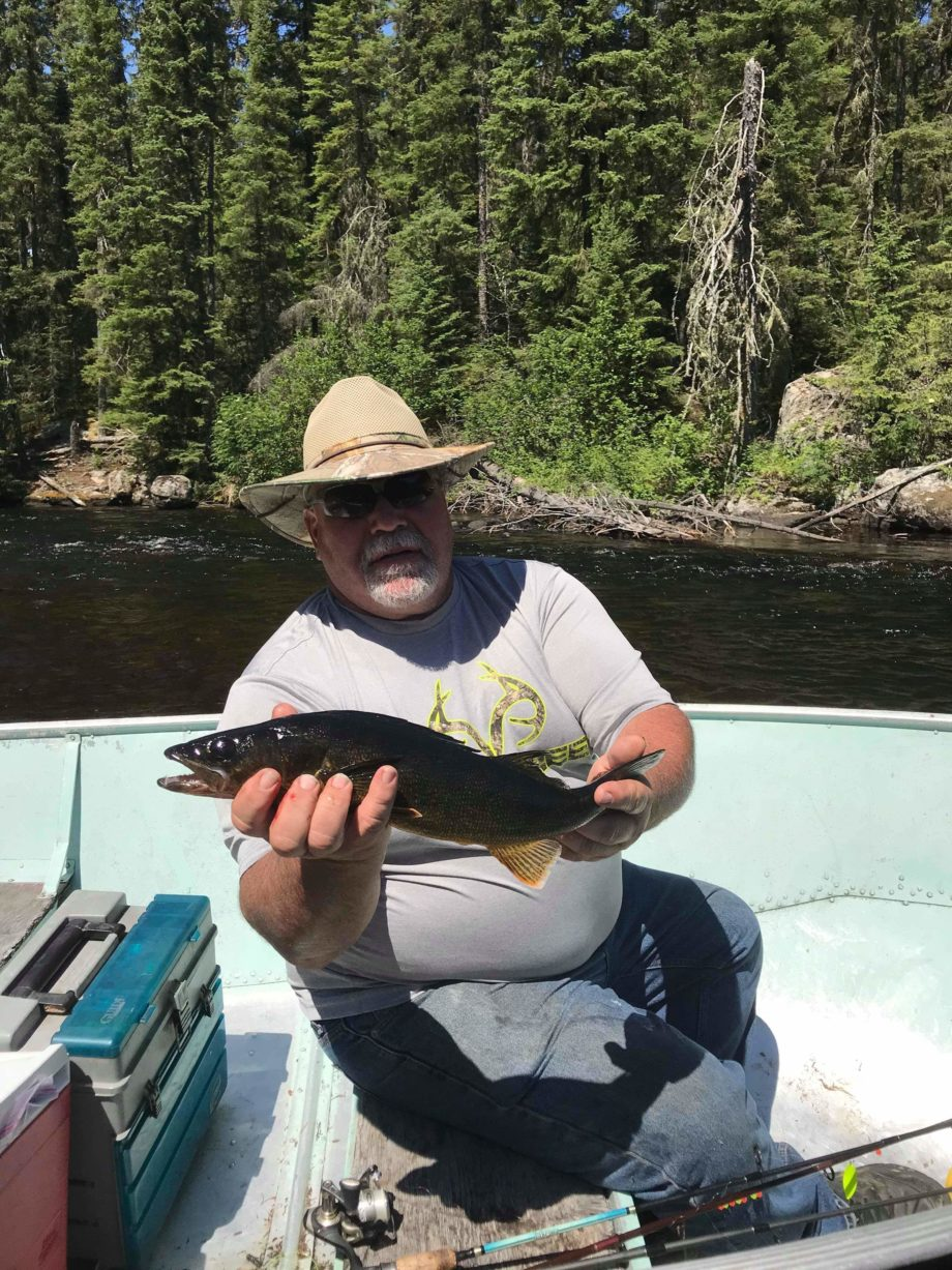 Do You Want to Catch Walleye on a Canadian Fishing Trip?