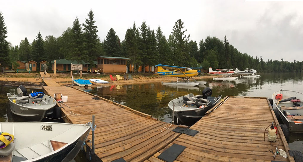Cat Island Lodge - Boat Docks