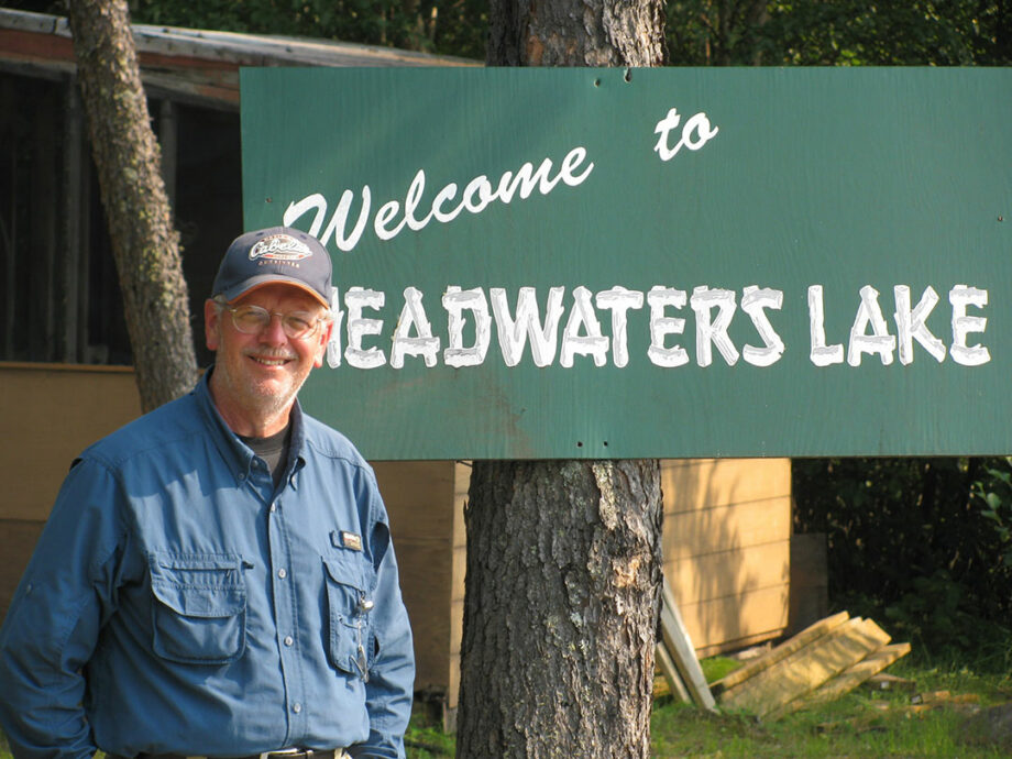 Welcome to Headwaters Lake